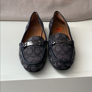 Coach Loafers. Size 9.5